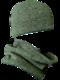 Гейтор (шарф) NordKapp Scarf Traer арт. 578 хаки меланж