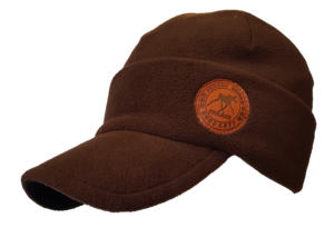 Кепка-шапка с козырьком NordKapp Hoff brown арт. 348