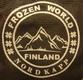 Кепка-ушанка NordKapp Frozen World black арт. R560
