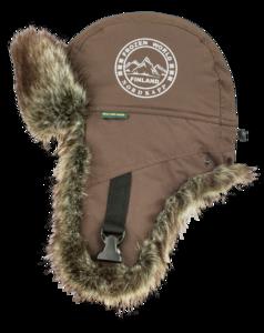 Шапка-ушанка NordKapp Badger MX Brown арт. 526