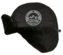 Шапка-ушанка NordKapp Sauer MX Black арт. 528
