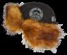Шапка-ушанка NordKapp Talvi Fox Red MX Black 575