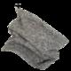 Шапка трикотажная/флис NordKapp арт. 412 серый меланж